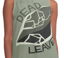 HYYH pt.2 x Saul Bass - Dead Leaves Contrast Tank