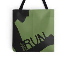 HYYH pt.2 x Saul Bass - Run Tote Bag