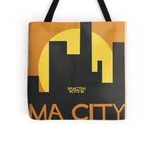 HYYH pt.2 x Saul Bass - Ma City Tote Bag