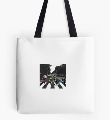 BEATLE KOMBAT Tote Bag