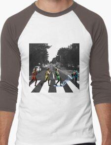 BEATLE KOMBAT Men's Baseball ¾ T-Shirt