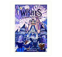 Wishes! Poster Art Print