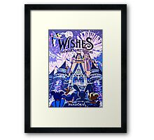 Wishes! Poster Framed Print