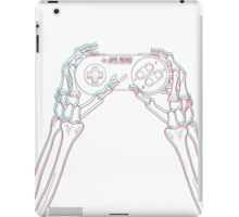 3D gaming 2nd gen iPad Case/Skin