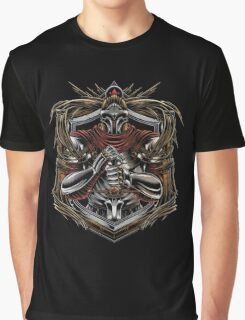 KNIGHT #3 Graphic T-Shirt