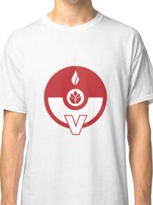 Pokémon Go: Team Valor Icon Classic T-Shirt