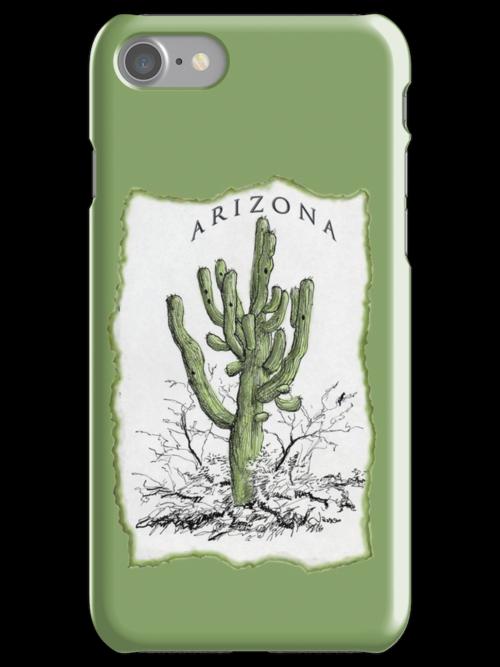 ARIZONA giant Saguaro art  by James Lewis Hamilton