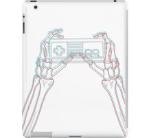 3D gaming 1st gen iPad Case/Skin
