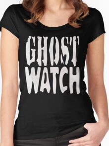 Ghostwatch Women's Fitted Scoop T-Shirt