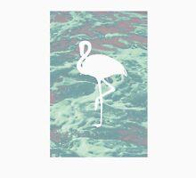 Transparent Flamingo v1 Unisex T-Shirt