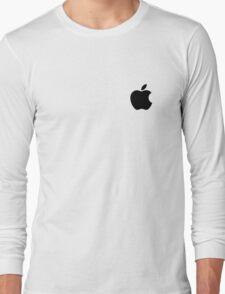 Apple Logo Long Sleeve T-Shirt