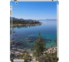 Sand Harbor - Lake Tahoe iPad Case/Skin