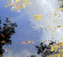Foliage Reflection Sticker