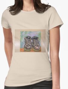 Dr Martin Boots Womens Fitted T-Shirt