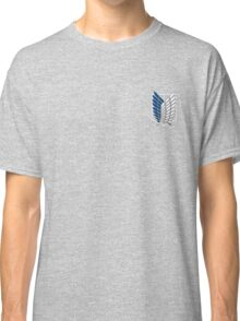 Survey Corps Coat of Arms - Attack on Titan Classic T-Shirt