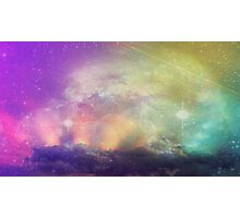 Galactic Sunset Photographic Print