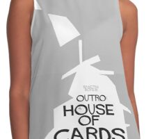 HYYH pt.2 x Saul Bass - Outro: House of Cards Contrast Tank