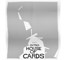 HYYH pt.2 x Saul Bass - Outro: House of Cards Poster