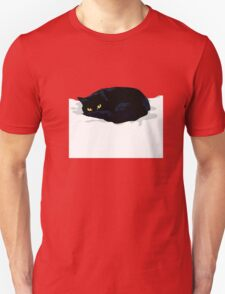 SLEEPING CAT T-Shirt