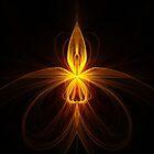 Flame by Sandy Keeton