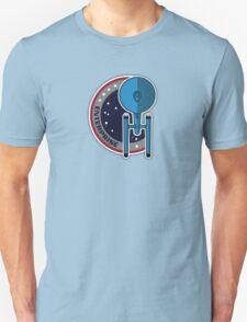 Vintage 1701 Patch Unisex T-Shirt