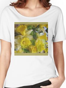 Daffodil Dance Women's Relaxed Fit T-Shirt