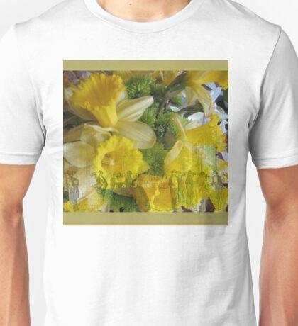 Daffodil Dance Unisex T-Shirt
