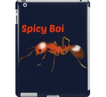 Spicy Boi iPad Case/Skin