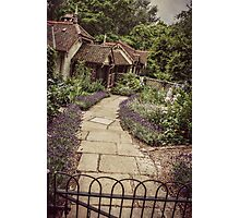 Path to the Cottage Photographic Print