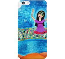 Missy's Magical Flying carpet iPhone Case/Skin