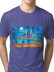 Missy's Magical Flying carpet Tri-blend T-Shirt