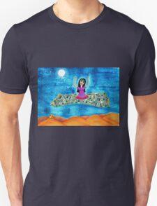 Missy's Magical Flying carpet Unisex T-Shirt