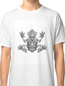 Frog Zentangle Classic T-Shirt