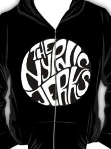 Hypnic Jerks Circle Logo Full T-Shirt