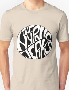 Hypnic Jerks Circle Logo Full Unisex T-Shirt