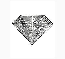 Diamond Zentangle Unisex T-Shirt