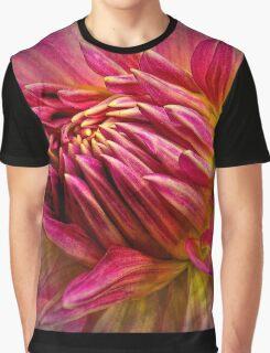 Chrysanthemum Graphic T-Shirt