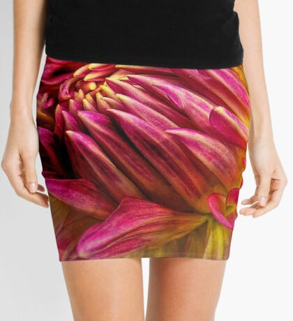 Chrysanthemum Mini Skirt