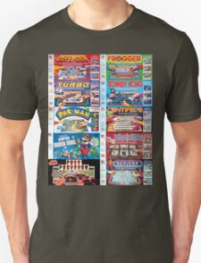 Arcade Board Games Unisex T-Shirt