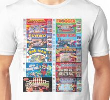 Arcade Board Games Unisex T-Shirt