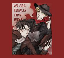 We are finally cowboys by raaawrbin