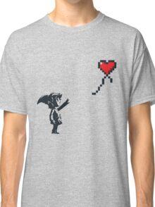 Banksy Zelda Classic T-Shirt