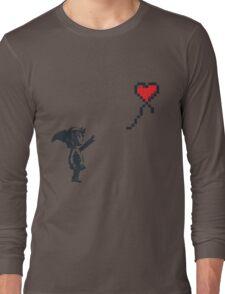 Banksy Zelda Long Sleeve T-Shirt
