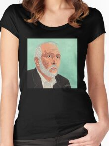 Gregg Popovich Women's Fitted Scoop T-Shirt