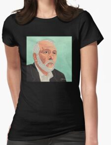 Gregg Popovich Womens Fitted T-Shirt