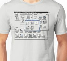Amiga Workbench 2.0 Unisex T-Shirt