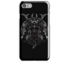 Samurai Darth Vader iPhone Case/Skin