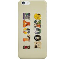 I Love Books iPhone Case/Skin