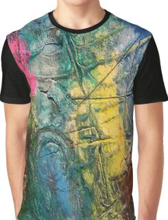 Mixed media 11 by rafi talby Graphic T-Shirt