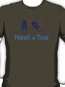 Heel & Toe (3) T-Shirt
